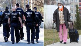 Stařenka na útěku: Němka (101) i přes restrikce utekla z domova důchodců, chtěla prý navštívit dceru
