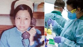 Život obětovala péči o ostatní, nyní ji zabil koronavirus: Ve zdravotnictví pracovala 44 let