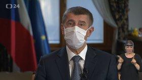 Velikonoční projev Andreje Babiše (ANO) o koronaviru (9. 4. 2020)