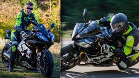 Smutná nehoda u Kroměříže: Na motorce zahynul mladý Dominik (21)