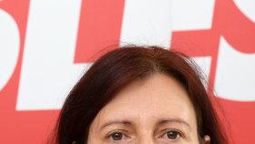 Šéfka plicařů Martina Vašáková.