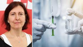 Šéfka plicařů Martina Vašáková: Očkování proti tubeře? Před koronavirem nechrání!