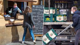 Do restaurací se v květnu vrátí život, provozovatelé ladí nejasnosti. Některé pivovary jsou v ohrožení.