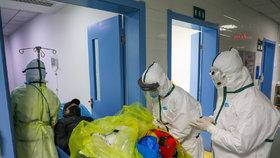 Z města Wu-chan se nákaza koronaviru nového typu rozšířila do celého světa.