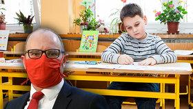 Děti by se  mohly vrátit do  škol na konci  května. Jenže  v lavicích místo  s kamarádem  budou muset  být samy a  dodržovat  některá přísná  pravidla.