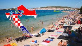 Chorvatsko vítá záměr Česka povolit za určitých podmínek vycestování.