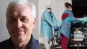 Podle předního britského experta na zdravotnictví Anthonyho Costella může přijít až šest dalších vln koronaviru.