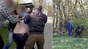 Policisté dopadli podezřelého z vraždy cyklistky.