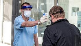 Pandemie koronaviru v Česku (20.4.2020)