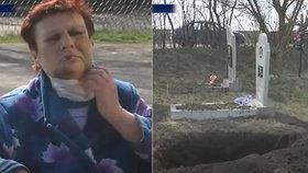 Sousedi ji zbili a pohřbili zaživa: Nina unikla smrti jen o vlásek.