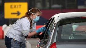 Epidemie koronaviru ve Velké Británii