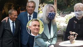 Sněmovní zahraniční výbor řešil kauzu okolností úmrtí předsedy Senátu Jaroslava Kubery. (30. 4. 2020)