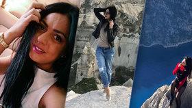 Tragická smrt průvodkyně: Chtěla se vyfotit s vodopádem a zřítila se z útesu.