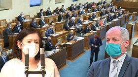 Bývalá předsedkyně Poslanecké sněmovny Miroslava Němcová (ODS) chce do Senátu. Kandidovat má v Praze 1. Naopak Roman Prymula kandidaturu vylučuje
