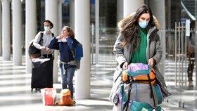 Koronavirus v Londýně