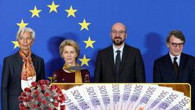 Evropská komise za den vybrala přes 7 miliard eur na boj s koronavirem.