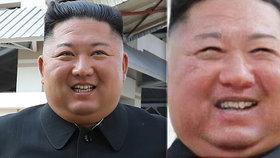 Britská exposlankyně otevřela debatu o možném dvojníkovi Kim Čong-una.
