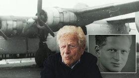 Pilot Tomáš zažil hrůzy války: Milujte se a množte se, vzkázal budoucím generacím