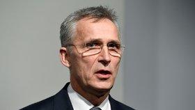 Jens Stoltenberg – generální ředitel NATO