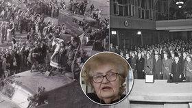 Život pamětnice Evy Jourové (82) byl plný perzekucí: Její otec patřil k odbojové skupině, za války si pro něj přišli nacisti.