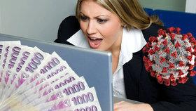 Většina Čechů finančně nevychází, mnoho z nich je závislých na půjčkách