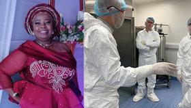 Zdravotní sestra (†51) se nakazila od pacienta koronavirem: Po pěti týdnech na ventilátoru zemřela