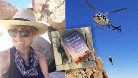 Musela pít vlastní moč. Novinářka popsala ve své knize okamžiky, kdy umírala na poušti