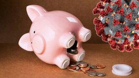Korunavirus v peněženkách: Jak ušetřit?