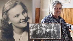 Neuvěřitelný příběh jako z filmu: Paní Květa zachránila po válce 45 dětí, teď se hledají
