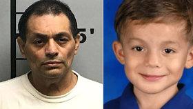 Mauricio Torres znásilnil a zavraždil svého syna.