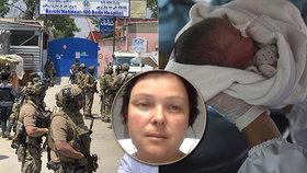 Zdravotní sestra Jitka z Česka popsala krvavý útok na kábulskou nemocnici.