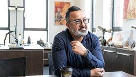 Šéf CK Blue Style Imed Jeddai v rozhovoru pro Blesk (12. 5. 2020)