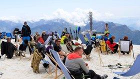 Slovinci na horách v době koronaviru (17. 5. 2020)