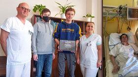 David (26) trpěl cystickou fibrózou, čekala ho smrt. Dostal šanci žít, ale…
