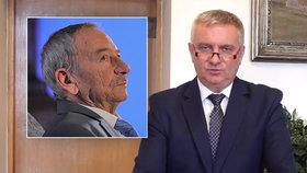 Prezidentův kancléř Vratislav Mynář se vyjádřil k výhrůžnému dopisu pro zesnulého předsedu Senátu Jaroslava Kuberu. (18. 5. 2020)