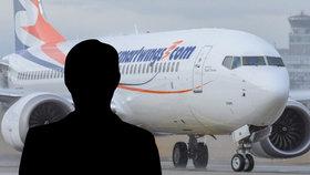 Pilot popsal, jak ve Smartwings dochází k výpovědím.