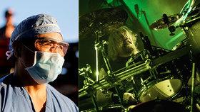 Metalista Will Carroll byl v kómatu kvůli koronaviru.