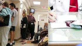 Konec přeplněných čekáren u lékaře? (ilustrační foto)