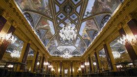 Luxusní hotely v Itálii kvůli koronakrizi zejí prázdnotou.