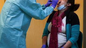 Těhotenství v době pandemie koronaviru: Nastávající maminka ve Washingtonu