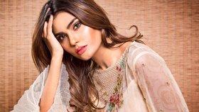 Na palubě letounu airbus, který se zřítil v pákistánském Karáčí, byla také modelka Zara Abid