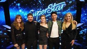 SuperStar 2020: Finálová pětka