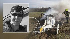 Vyšetřování tragické nehody vrtulníku na Náchodsku: Můžou za to chyby při pilotování!