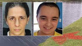 Matka měla napodruhé utopit autistického syna. Lidé z okolí rodiny jsou v šoku, odmítají uvěřit, že by to byla pravda.