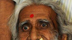 Prahlad Džani prý 80 let nejedl ani nepil.