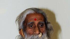Jogín Prahlad Džani zemřel ve věku 90 let.