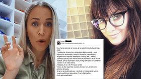 Nela Slováková se po sedmi letech omluvila Ewě Farne, kterou nazvala hanlivými výrazy.