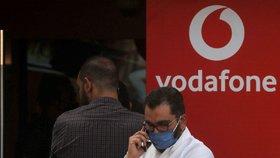 Vodafone měl v Česku problém s výpadkem služeb