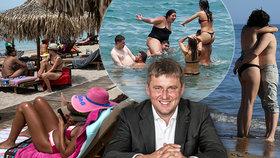 Ministr zahraničí Tomáš Petříček (ČSSD) v rozhovoru o cestování a pláže v Evropě, které už ožily: Řecko, Itálie a Kanárské ostrovy