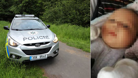 Čtyřměsíční Tadeášek byl v sobotu nalezen mrtvý.